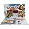Адвент-календарь рождественский Хот Вилс / Hot Wheels GJK02