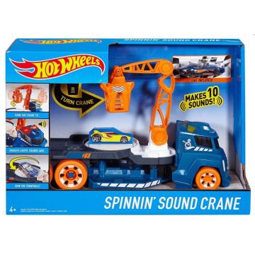 Звуковой кран Hot Wheels DJC70