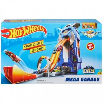 Трек Hot Wheels City Мега Гараж