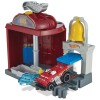 Набор игровой Hot Wheels Пожарная станция FRH29
