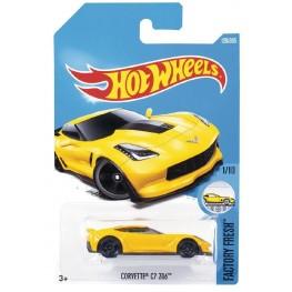 Машинка базовая Hot Wheels