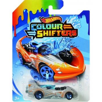 Машинка Хот Вилс меняющая цвет Color Shifters