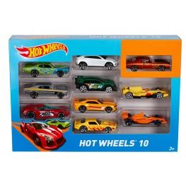 Набор машинок Hot Wheels  ( 10 штук)