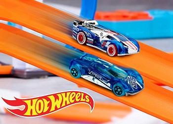 Топ-3 самых увлекательных трека Hot Wheels