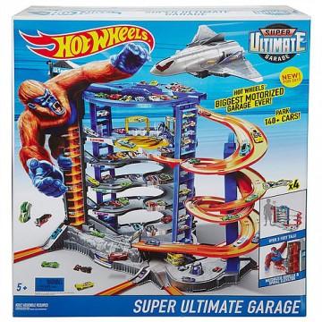 Супер Невообразимый гараж Hot Wheels FDF25