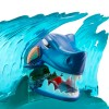 Игровой набор Hot Wheels Сити Схватка с акулой