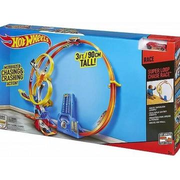 Трек Mattel Hot Wheels CJV08 Супер петля