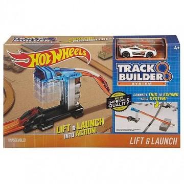 Трек Mattel Hot Wheels DJD66 Конструктор трасс: Подъем и запуск