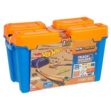 Трек Mattel Hot Wheels DWW95 Конструктор трасс: Стартовый набор
