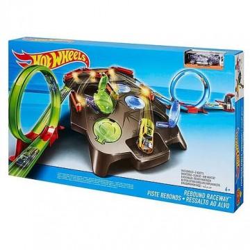 Трек Mattel Hot Wheels FDF27 Опасный рикошет