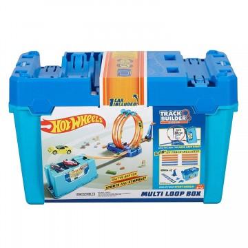 Трек Mattel Hot Wheels FLK89FLK90 Конструктор трасс: Супер петля