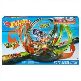 Трек Mattel Hot Wheels FDF26 Рото Революция
