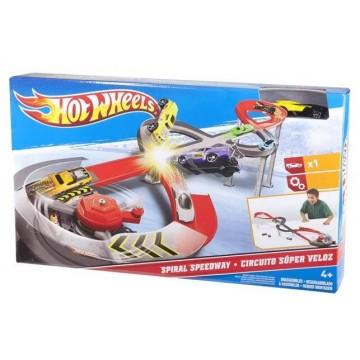 Трек Mattel Hot Wheels X2589 Скоростная спираль