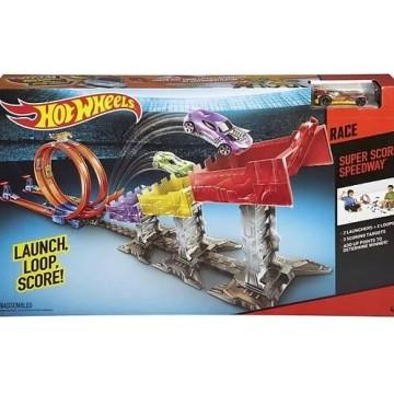 Трек Mattel Hot Wheels DJC05 Сверхскоростная трасса