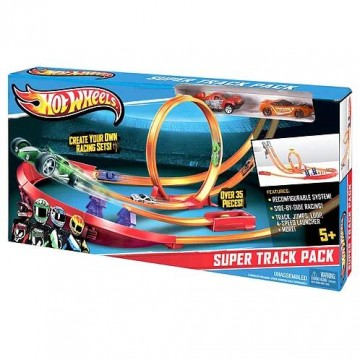 Трек Mattel Hot Wheels Y0276 Конструктор трасс