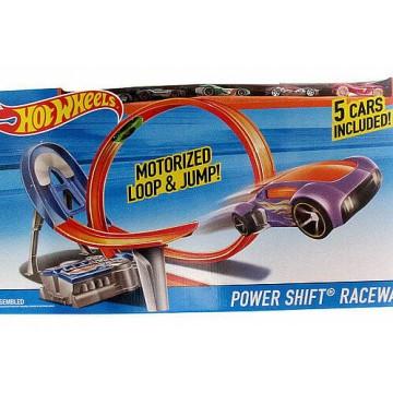 Трек Mattel Hot Wheels Y3105 Гоночный Безумный форсаж