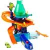 Трек Mattel Hot Wheels CCP76 Цветная лаборатория, цветной всплеск
